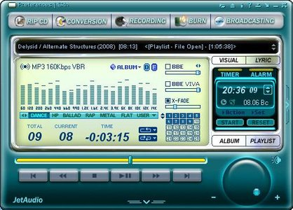 скачать Cowon JetAudio 8.0.12.1700