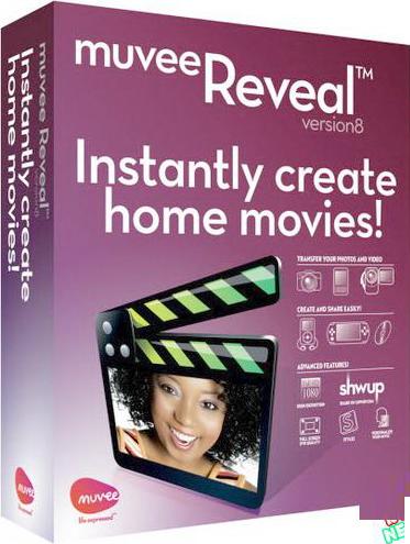 muvee Reveal v 8.0.1.17486 build 2409 rus для создания видео в домашних условиях