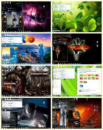 Скачать тема для windows 7 бесплатно